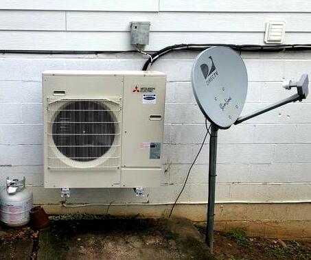 high-efficiency heat pump