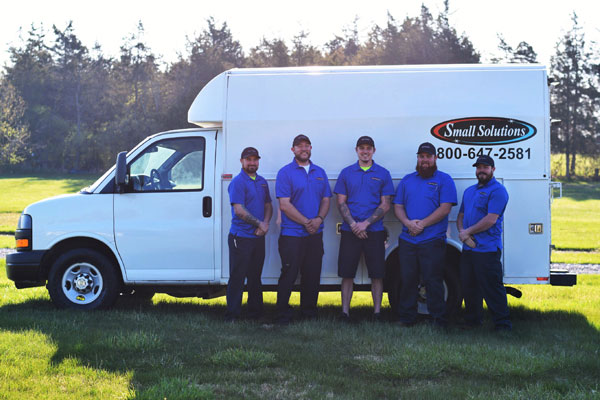 Small Solutions LLC Team