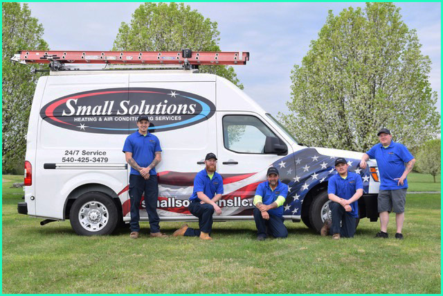 Professional Team of HVAC Services Technicians