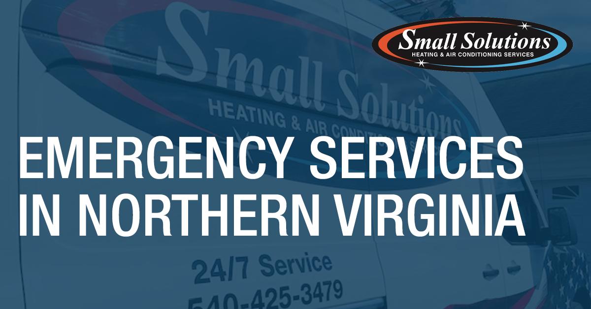 emergency heating repair services in northern virginia