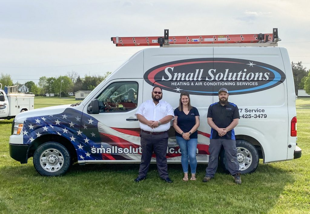 Small Solutions Contact Us HVAC Services Northern Virginia